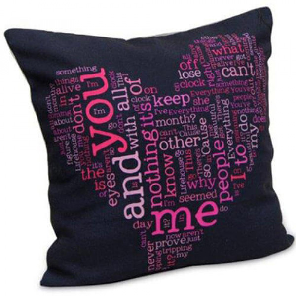 Beautifully Designed Cushion
