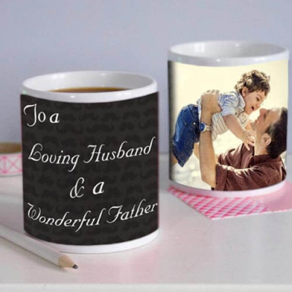 Personalize Mug For Dad