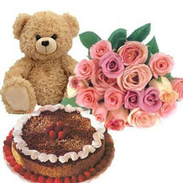 Eternal Love Hamper - Five Star Bakery - Birthday Cake Online Delivery