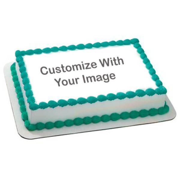 Personalised Palatable Cake 1 Kg