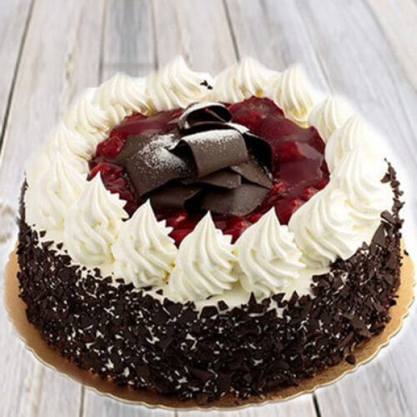 Rich & Sweet Blackforest Cake