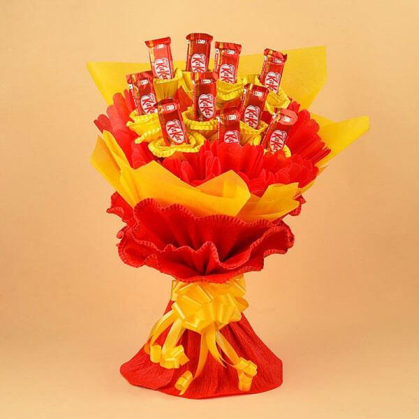 KitKat Chocolate Bouquet