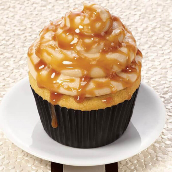Butterscotch Lovely 6 Cup Cakes