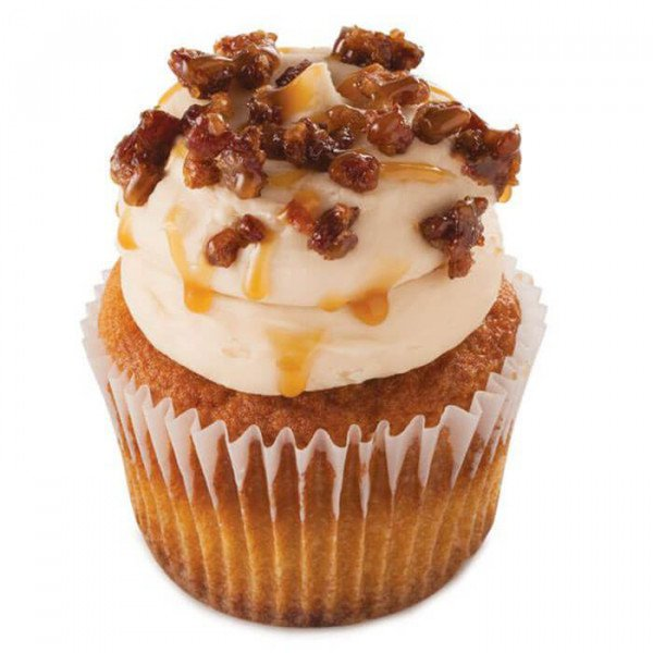 Creamy Butterscotch 6 Cup Cakes
