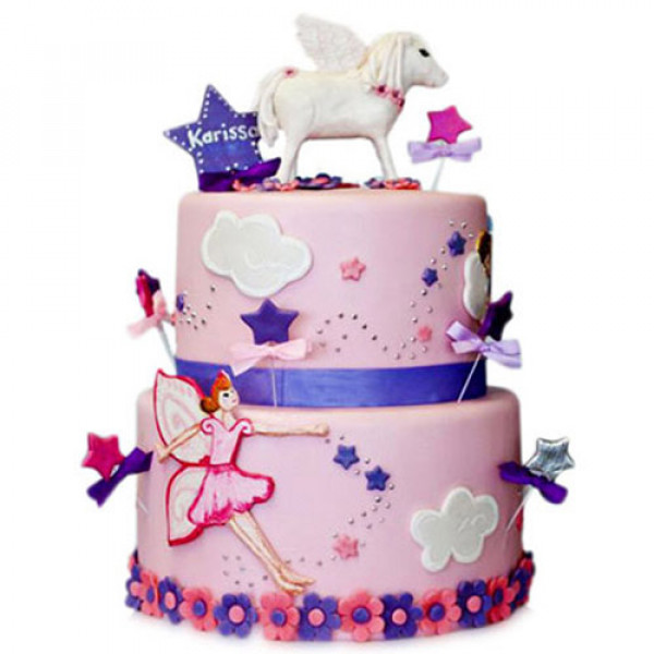 Angels Cake - Birthday Cake Online Delivery