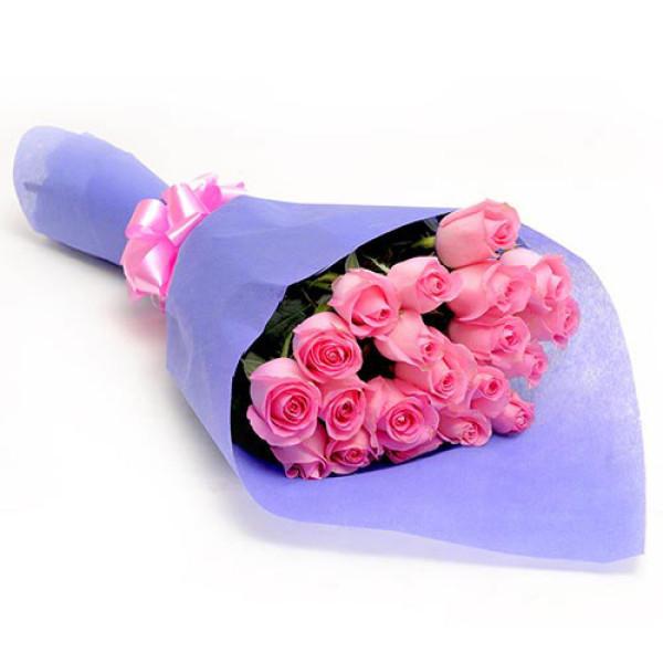 Emotion N Feelings 20 Pink Roses
