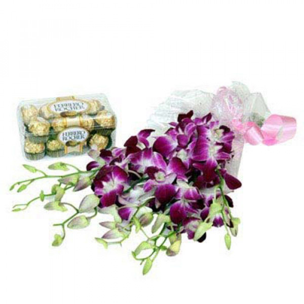 Orchids N Chocolate
