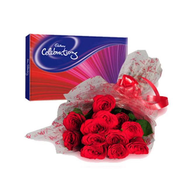 Roses Celebration