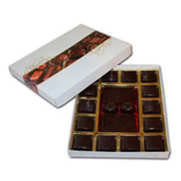 White Chocolate Box - Birthday Gift Ideas For Her