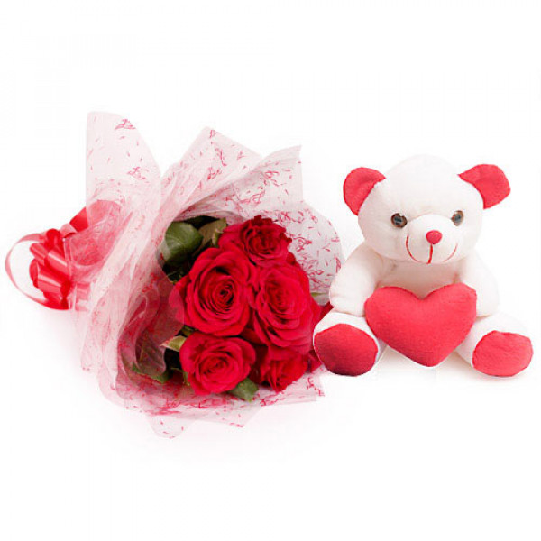 Flowerly and Fluffily Yours - Birthday Gifts