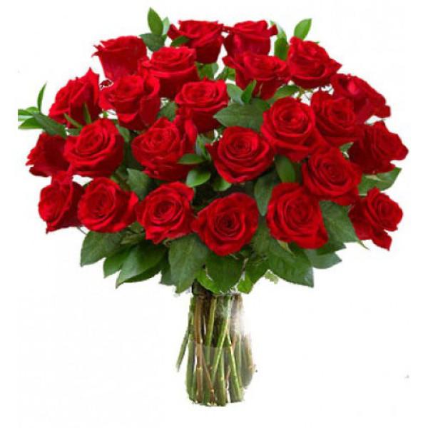 Feelings 40 Red Roses