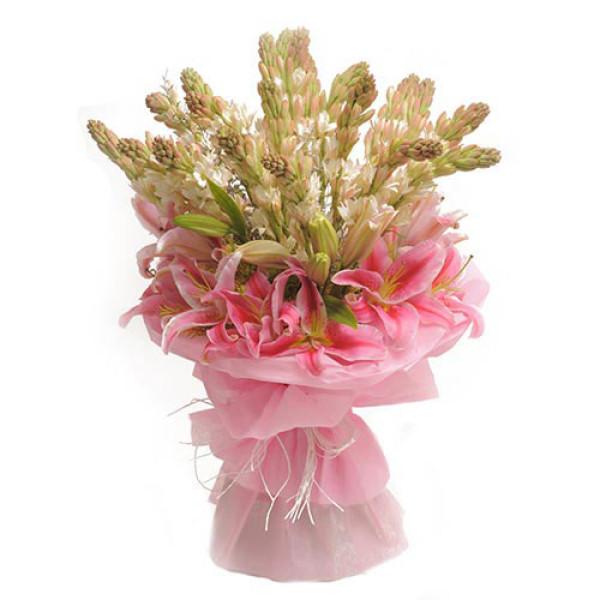 Tube Roses n Lilies