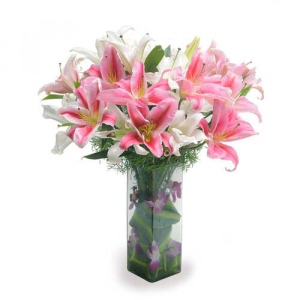 Lilies N Orchids