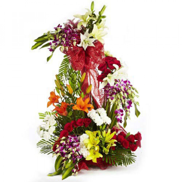 Rhythm Divine Mix Flowers