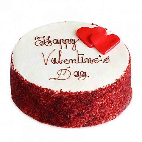 Red Velvet Affectionate Cake