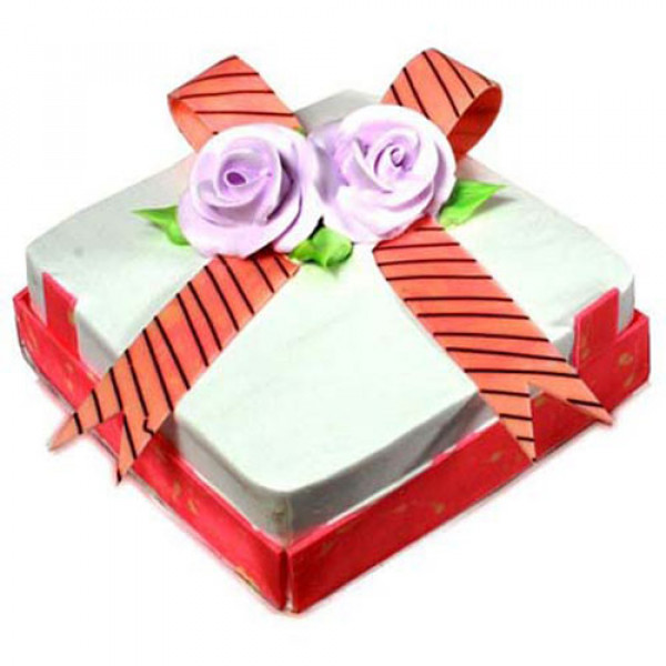 The Gift Of Love 1kg - Birthday Cake Online Delivery