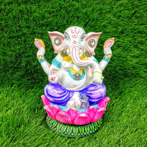 Exquisitely Crafted Load Ganesha