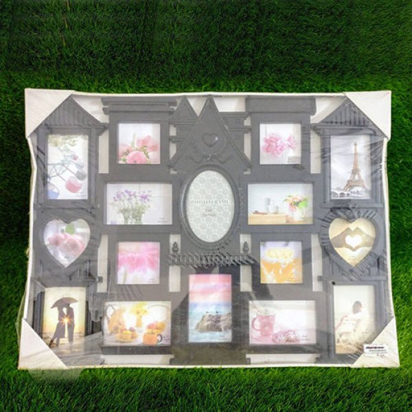 Collage 17 Picture Frame