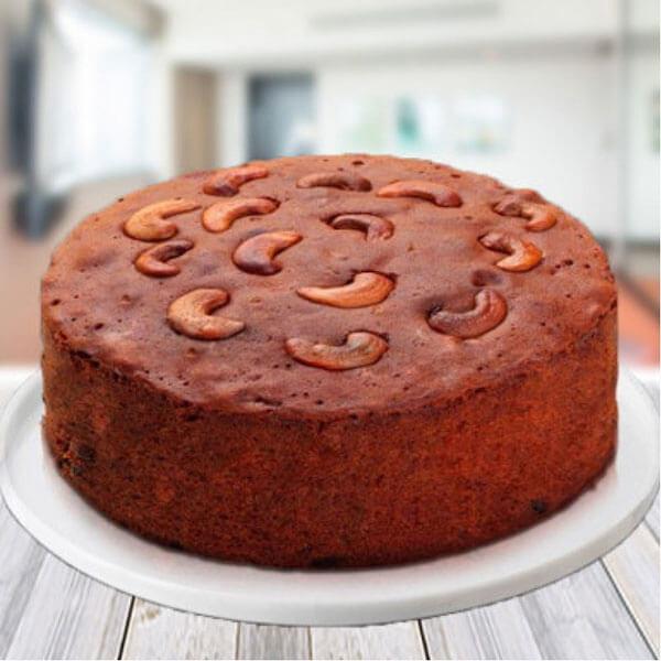 Kaju Plum Cake
