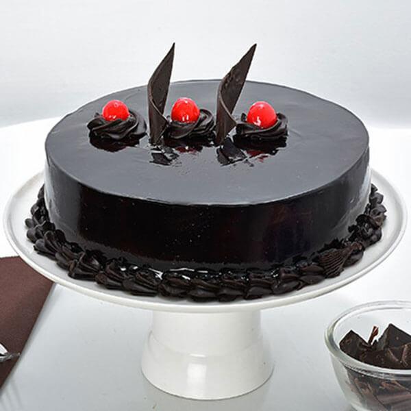 Online Choco Truffle Cake 1kg