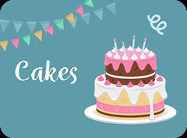 send Birthday Cakes online