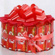Sweet KitKat Bouquet