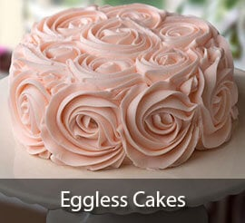 online eggless cakes