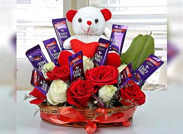 Chocolate Bouquet Online