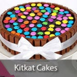 5 Reasons Coloured Sprinkle Drip Cake Is So Tempting